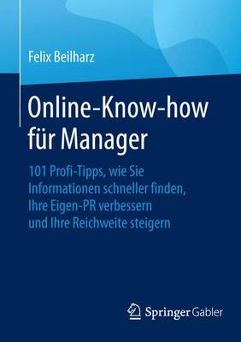 Online-Know-How F�r Manager