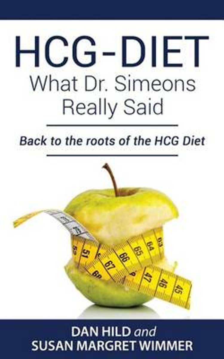 Hcg-Diet; What Dr. Simeons Really Said