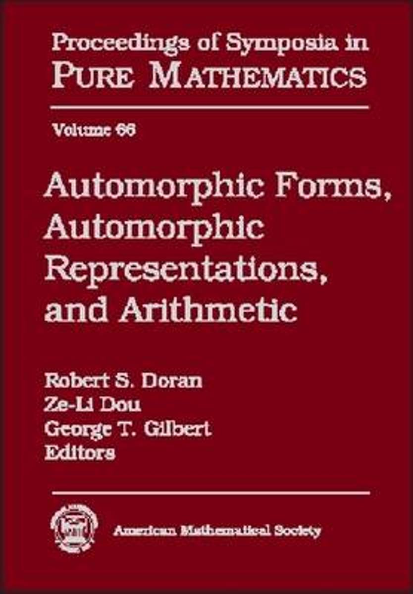 Automorphic Forms, Automorphic Representations and Arithmetic