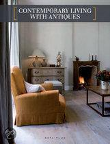 Contemporary living with antiques