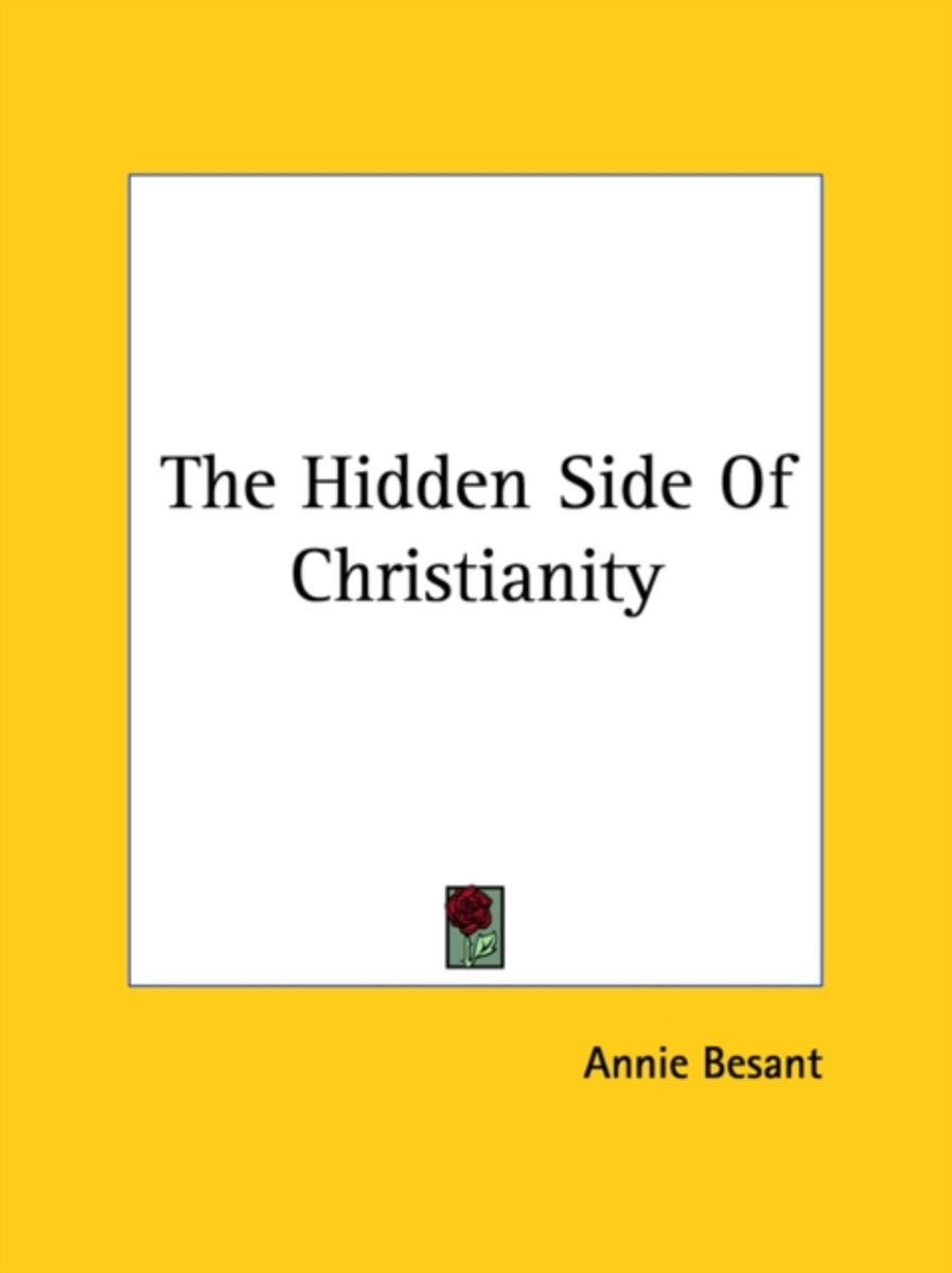 The Hidden Side of Christianity