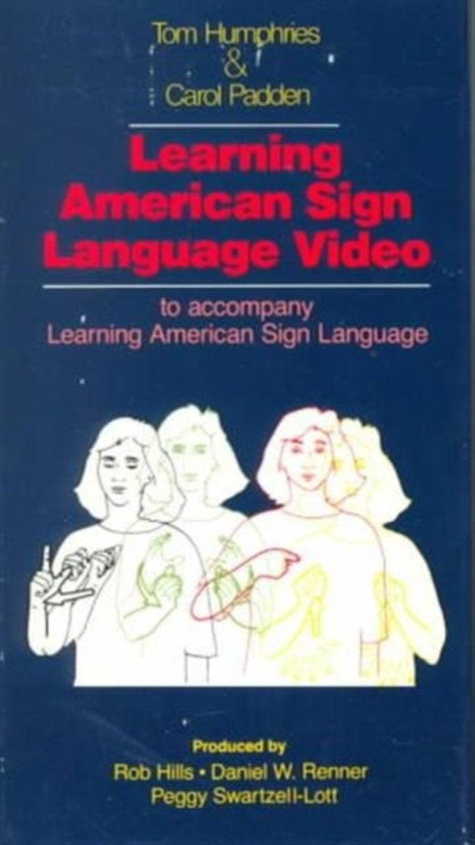 Learning American Sign Language Video