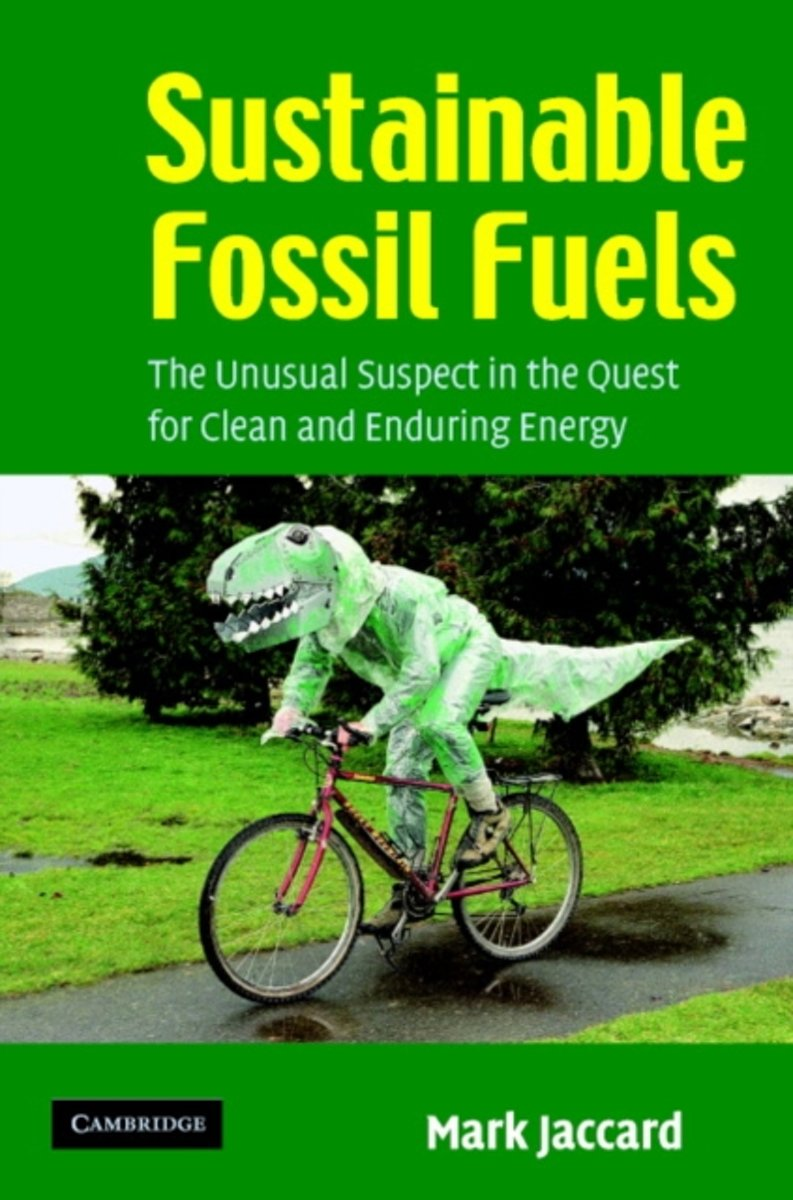 Sustainable Fossil Fuels