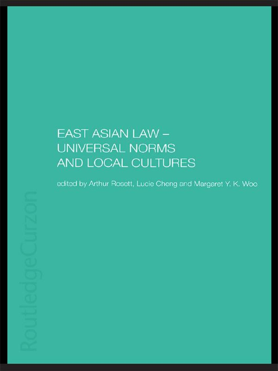 East Asian Law