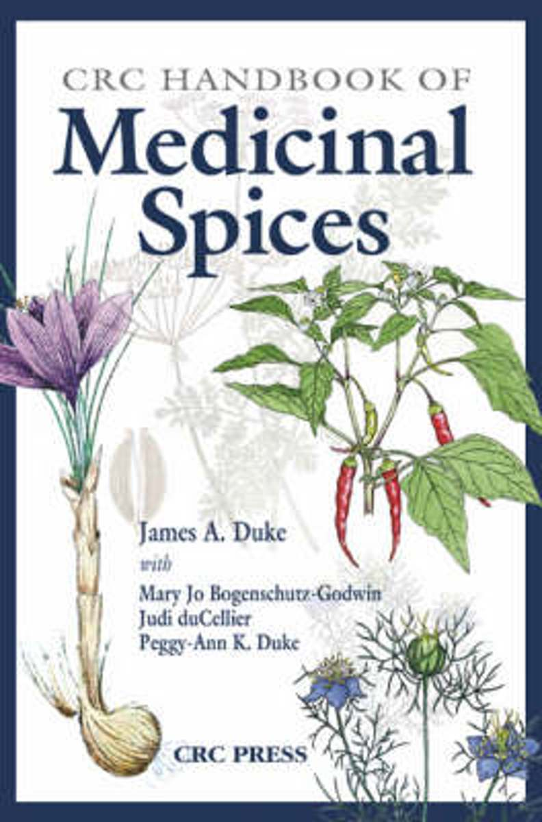 CRC Handbook of Medicinal Spices