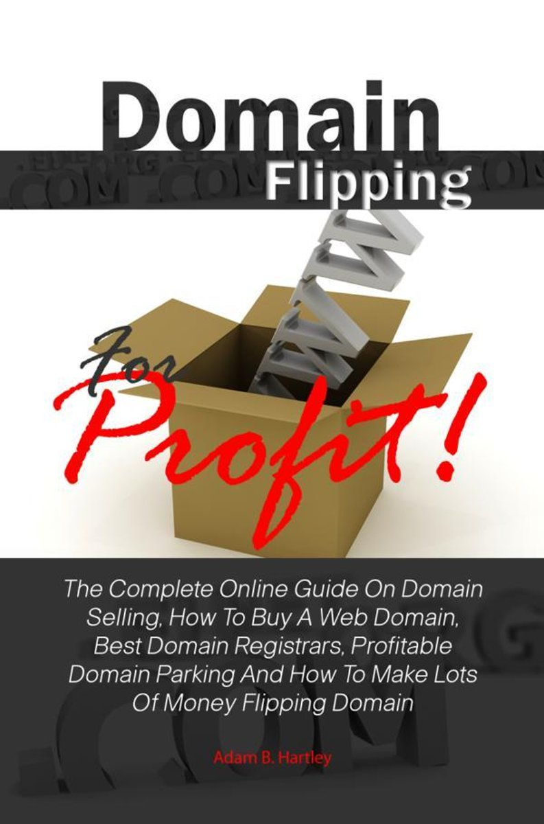 Domain Flipping For Profit!