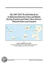 The 2007-2012 World Outlook for Architectural Interior Gloss and Quick-Drying Enamels and Other Gloss Solvent-Thinned Paints and Enamels