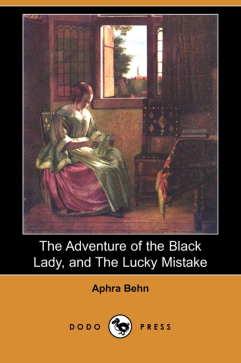 The Adventure of the Black Lady, and the Lucky Mistake (Dodo Press)