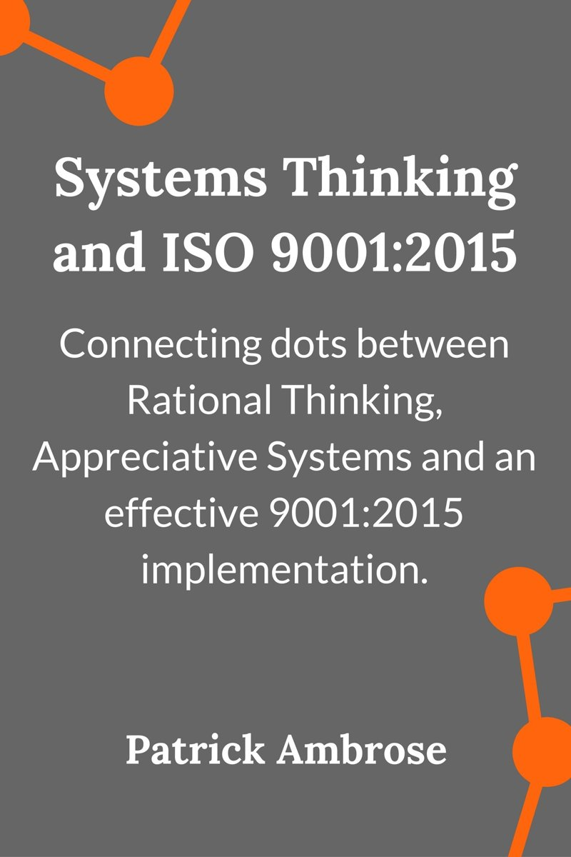 Systems Thinking and ISO 9001:2015