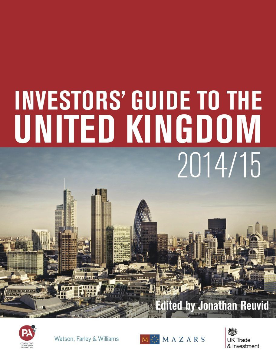 Investors' Guide to the United Kingdom 2014/15
