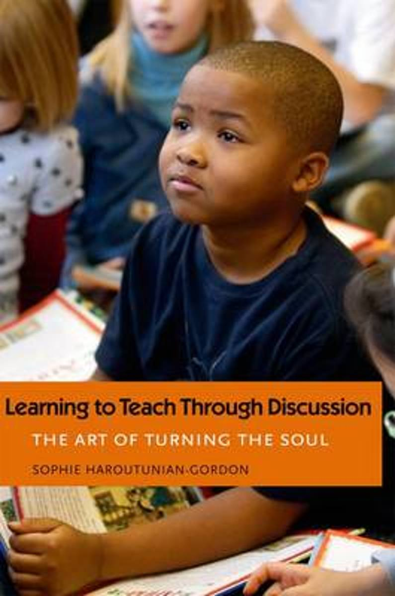 Learning to Teach Through Discussion