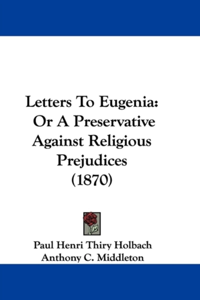 Letters To Eugenia