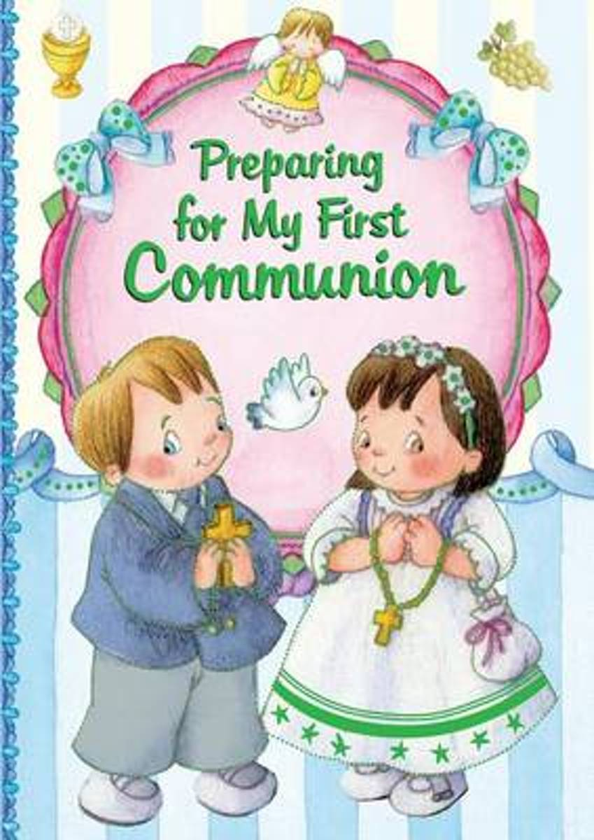 Preparing for My First Communion