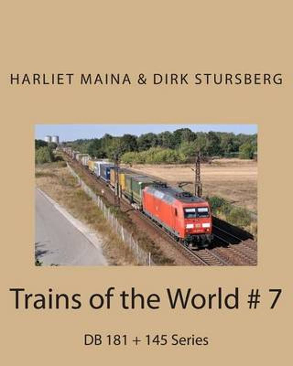 Trains of the World # 7
