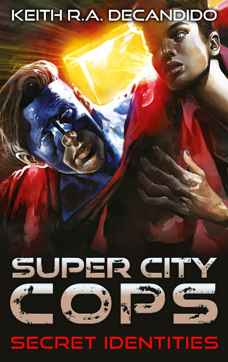 Super City Cops - Secret Identities