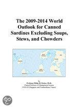 The 2009-2014 World Outlook for Canned Sardines Excluding Soups, Stews, and Chowders