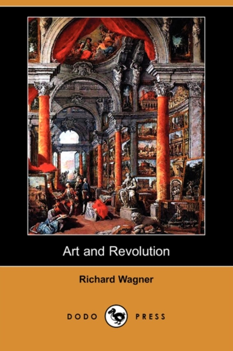 Art and Revolution (Dodo Press)