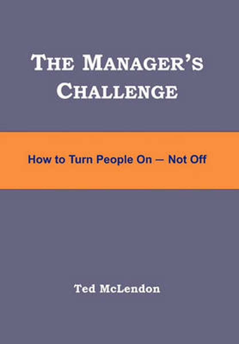 The Manager's Challenge
