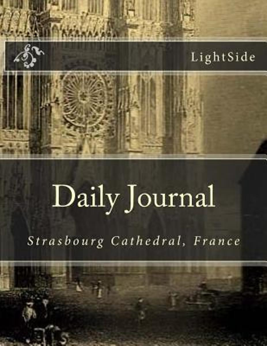 Daily Journal - Strasbourg Cathedral