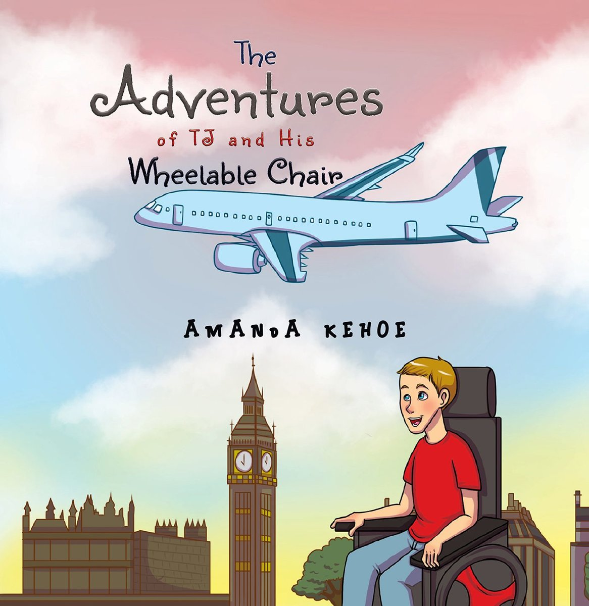 The Adventures of TJ and His Wheelable Chair