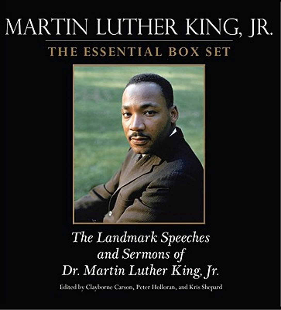 Martin Luther King, JR. The Essential Box Set