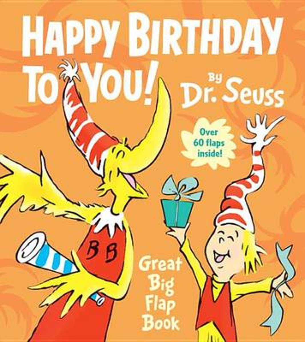 Happy Birthday to You! Great Big Flap Book