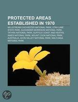 Protected Areas Established In 1970: Mil