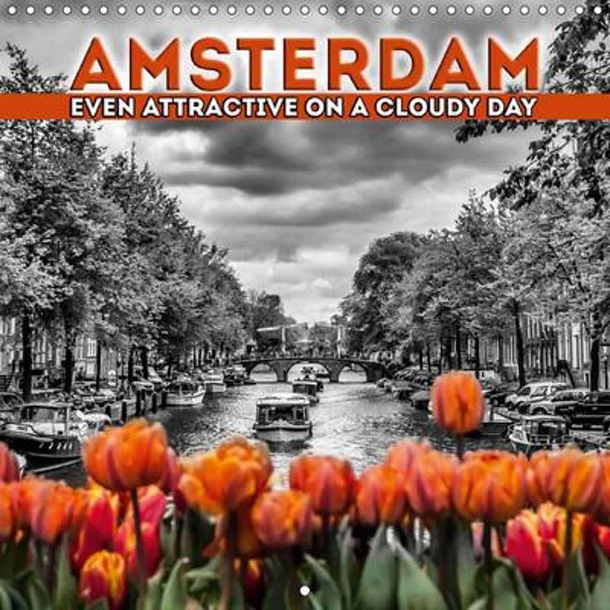 Viola, M: Amsterdam Even Attractive on a Cloudy Day 2017