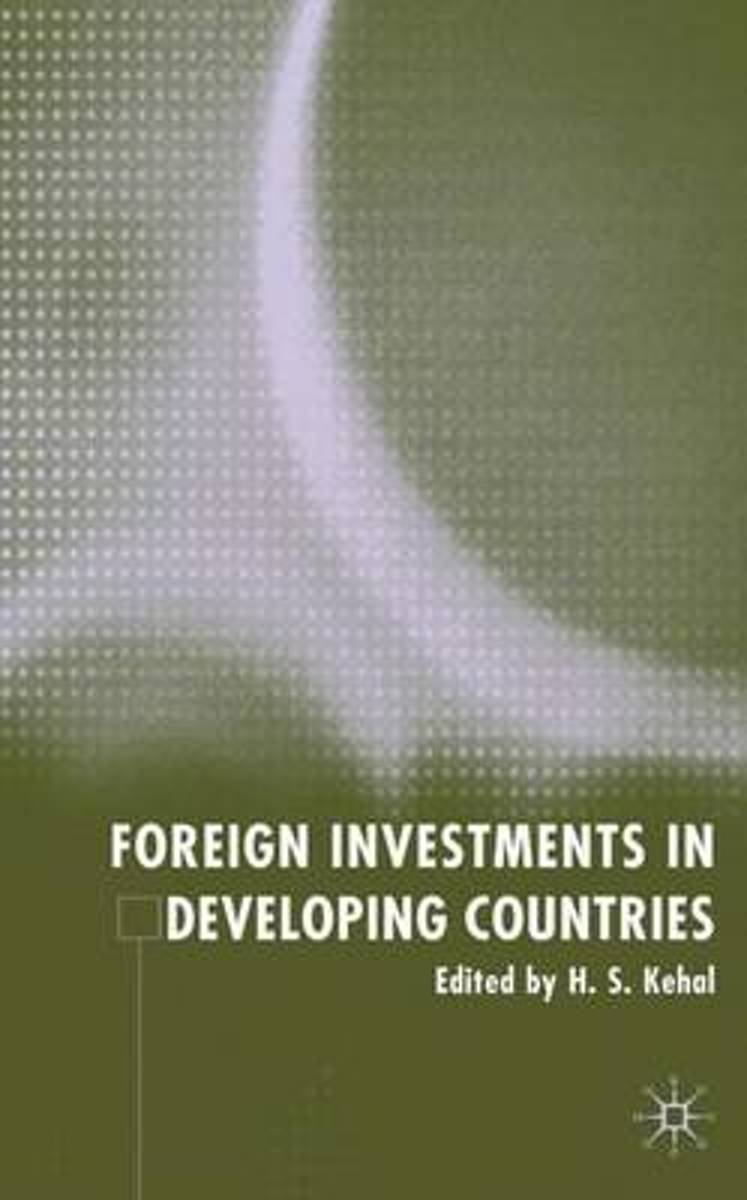 Foreign Investment in Developing Countries