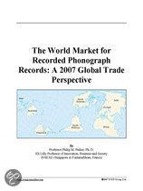 The World Market for Recorded Phonograph Records
