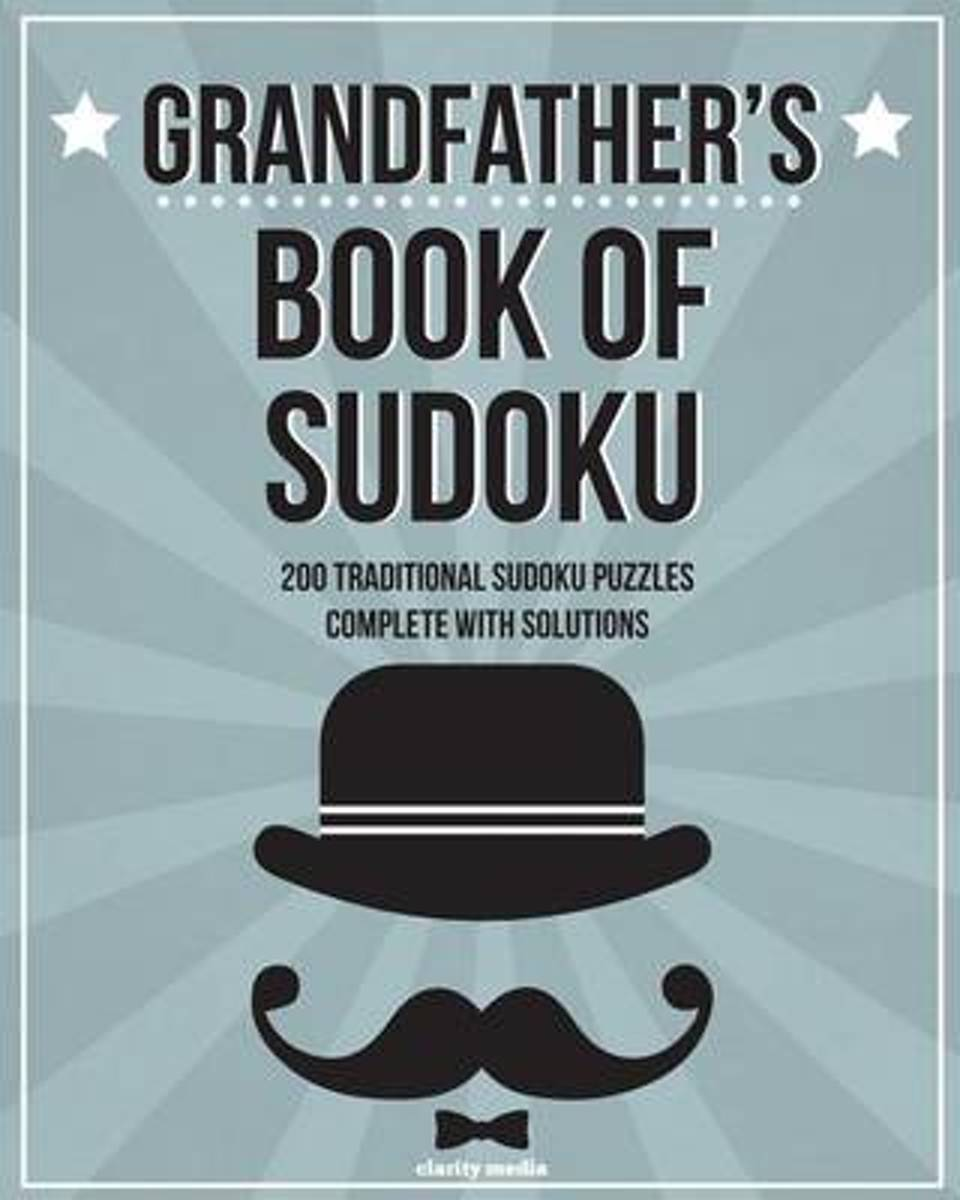 Grandfather's Book of Sudoku