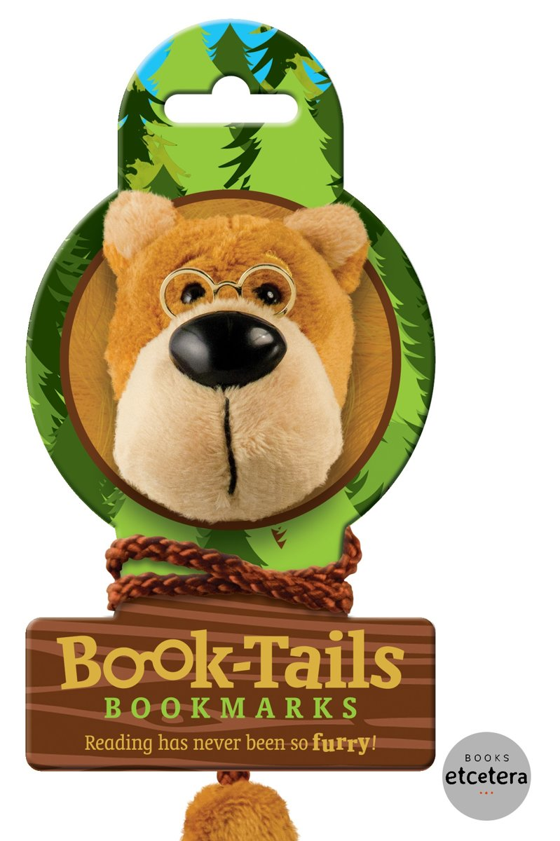 Booktail bookmark - Bear