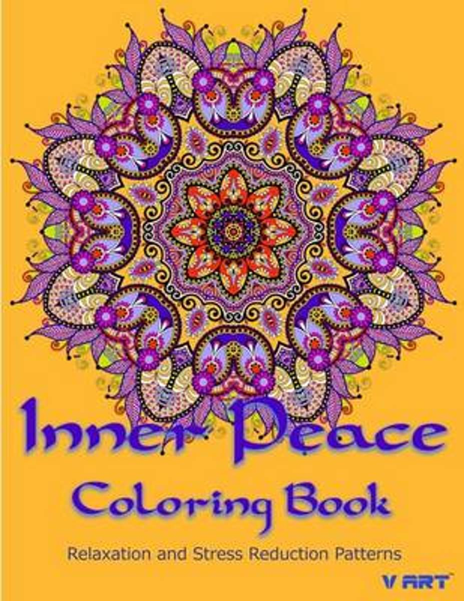 Inner Peace Coloring Book