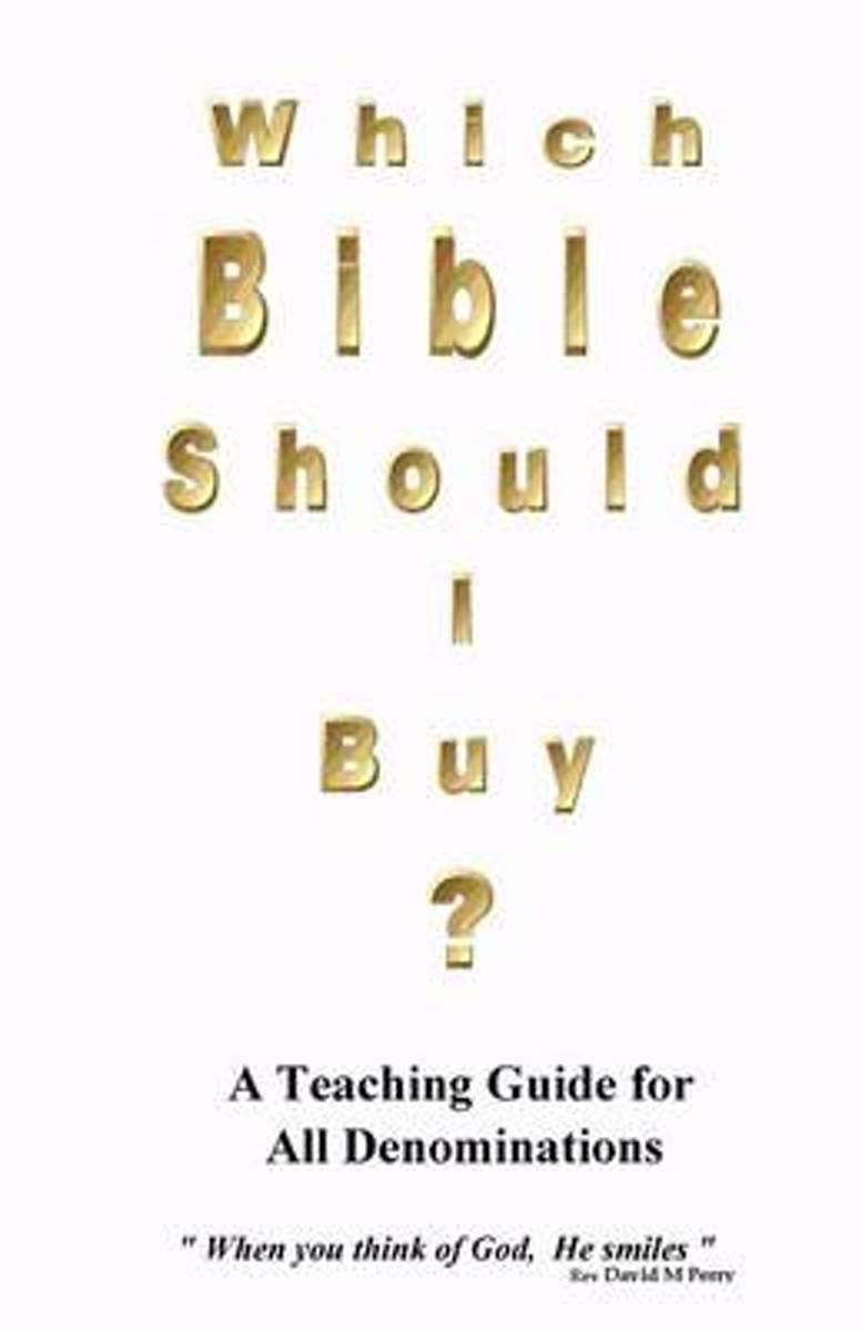 Which Bible Should I Buy ?