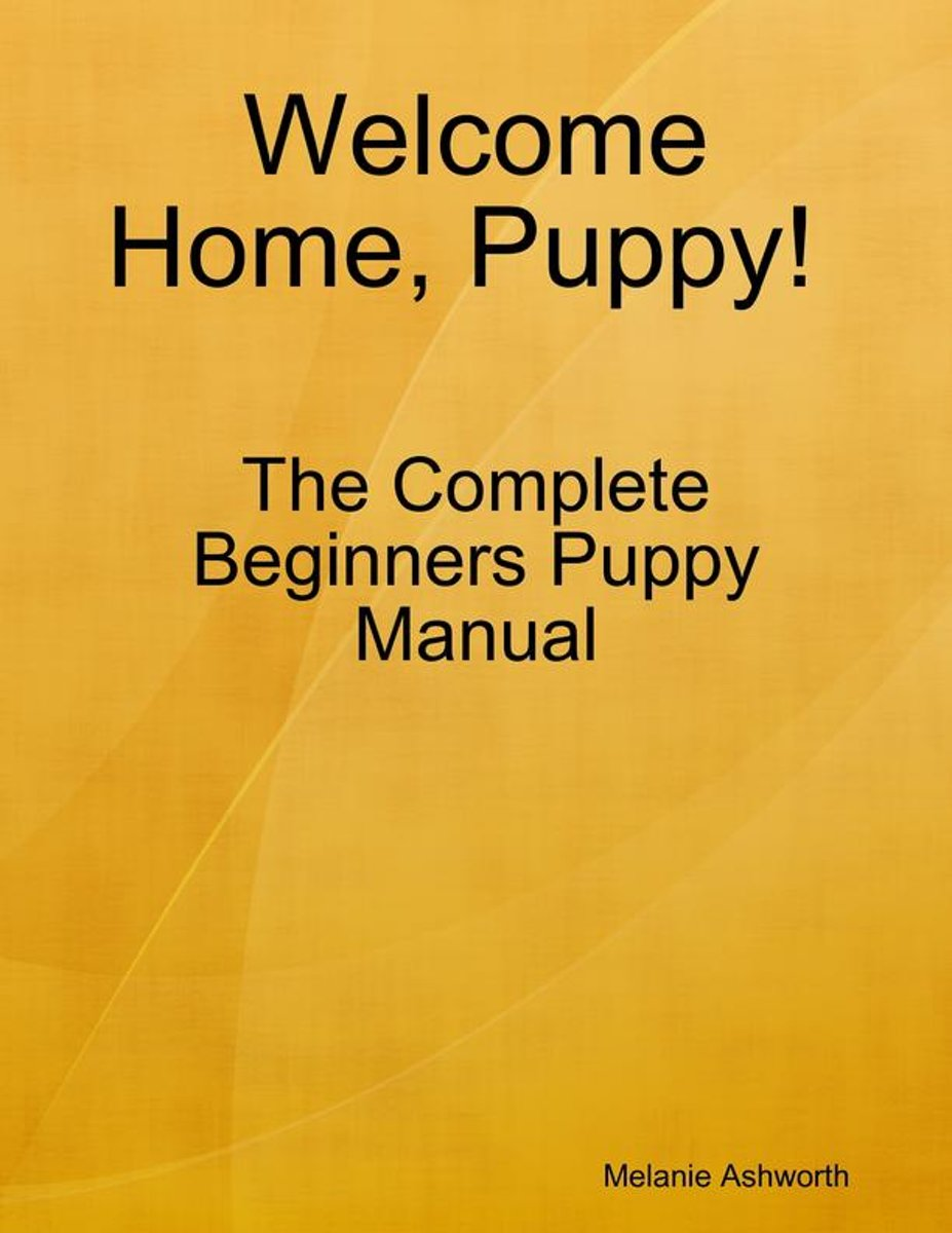 Welcome Home, Puppy!