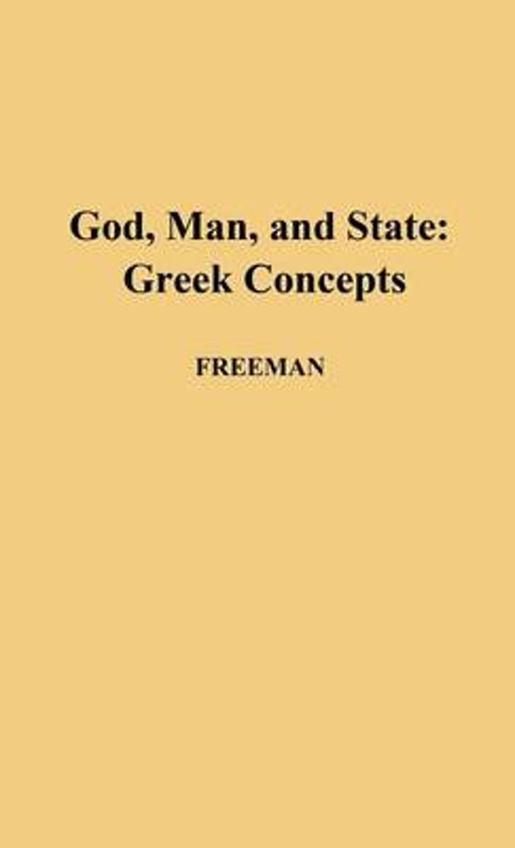 God, Man, and State