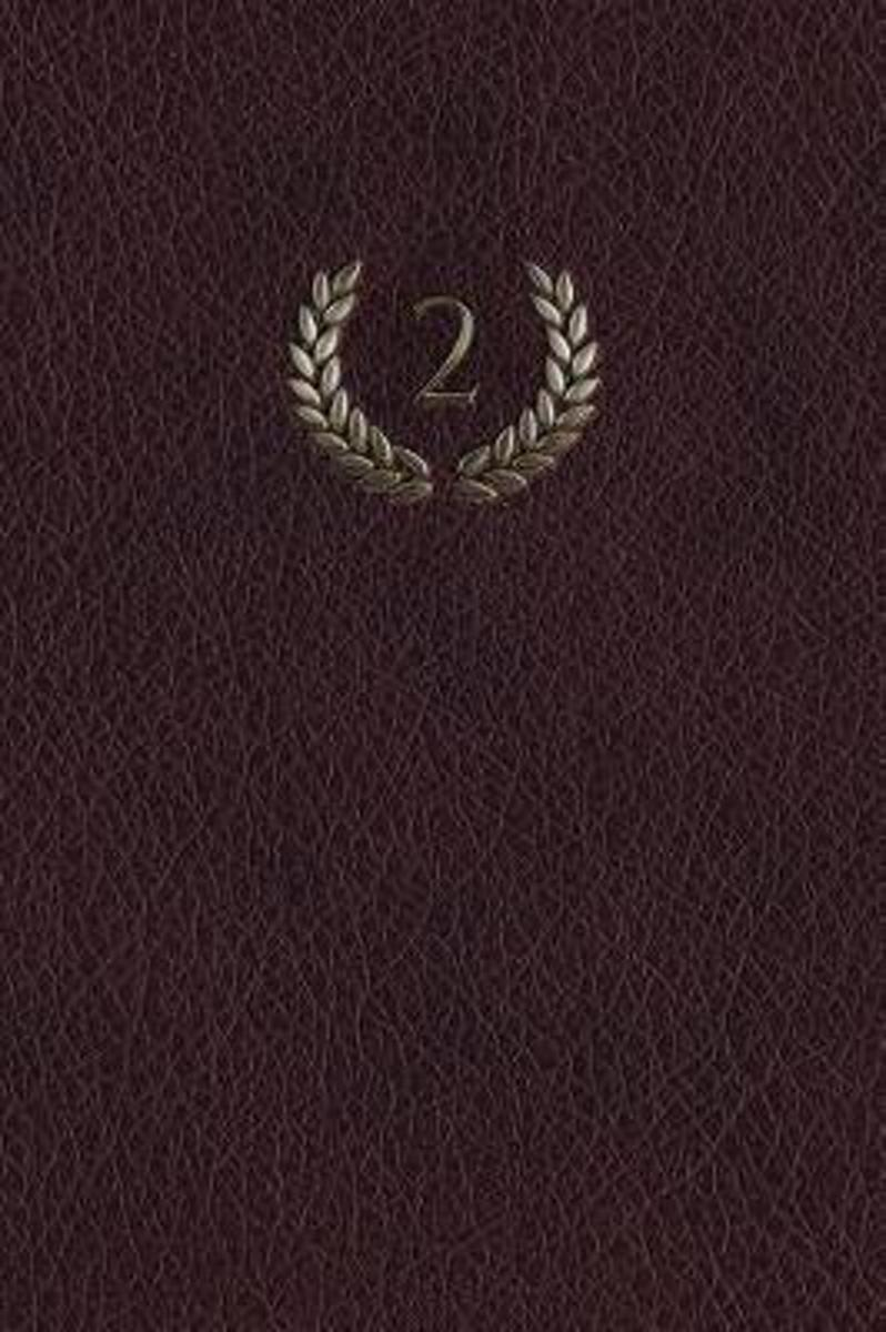 Monogram 2 Meeting Notebook
