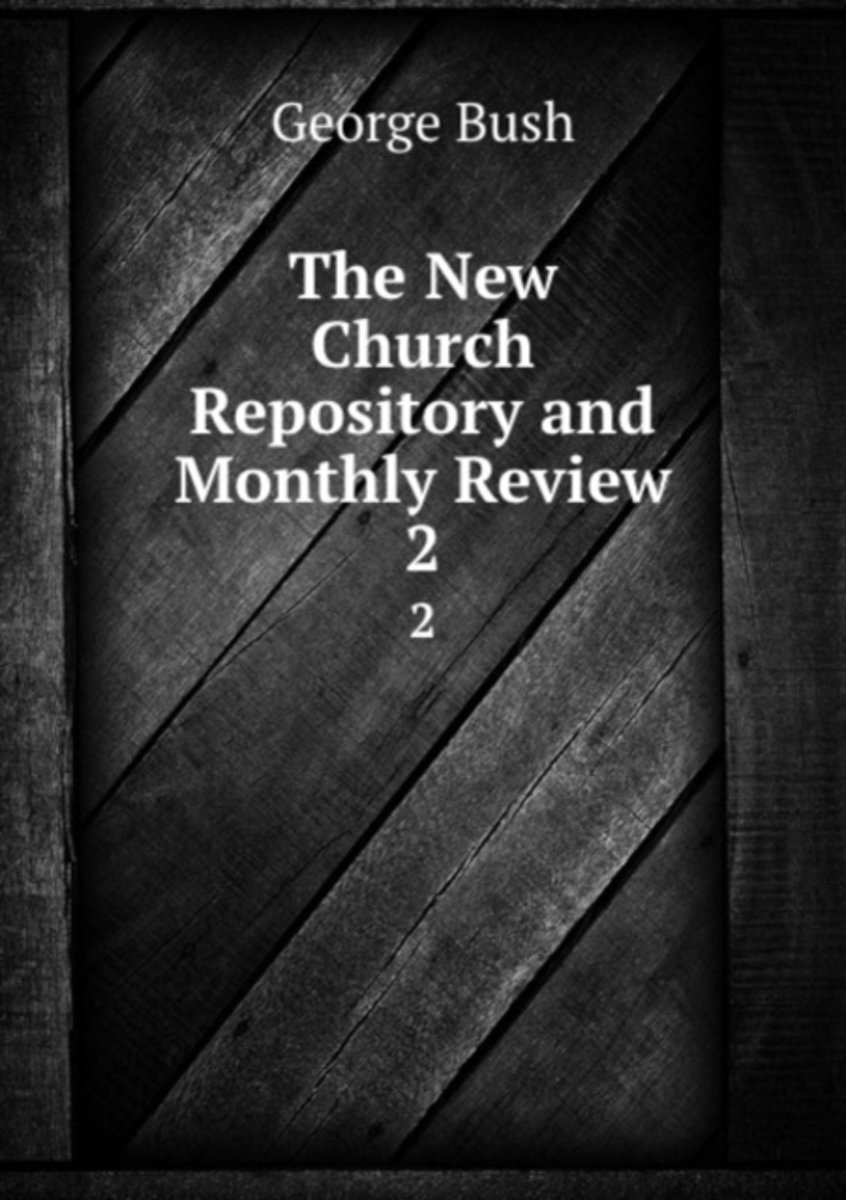 The New Church Repository and Monthly Review