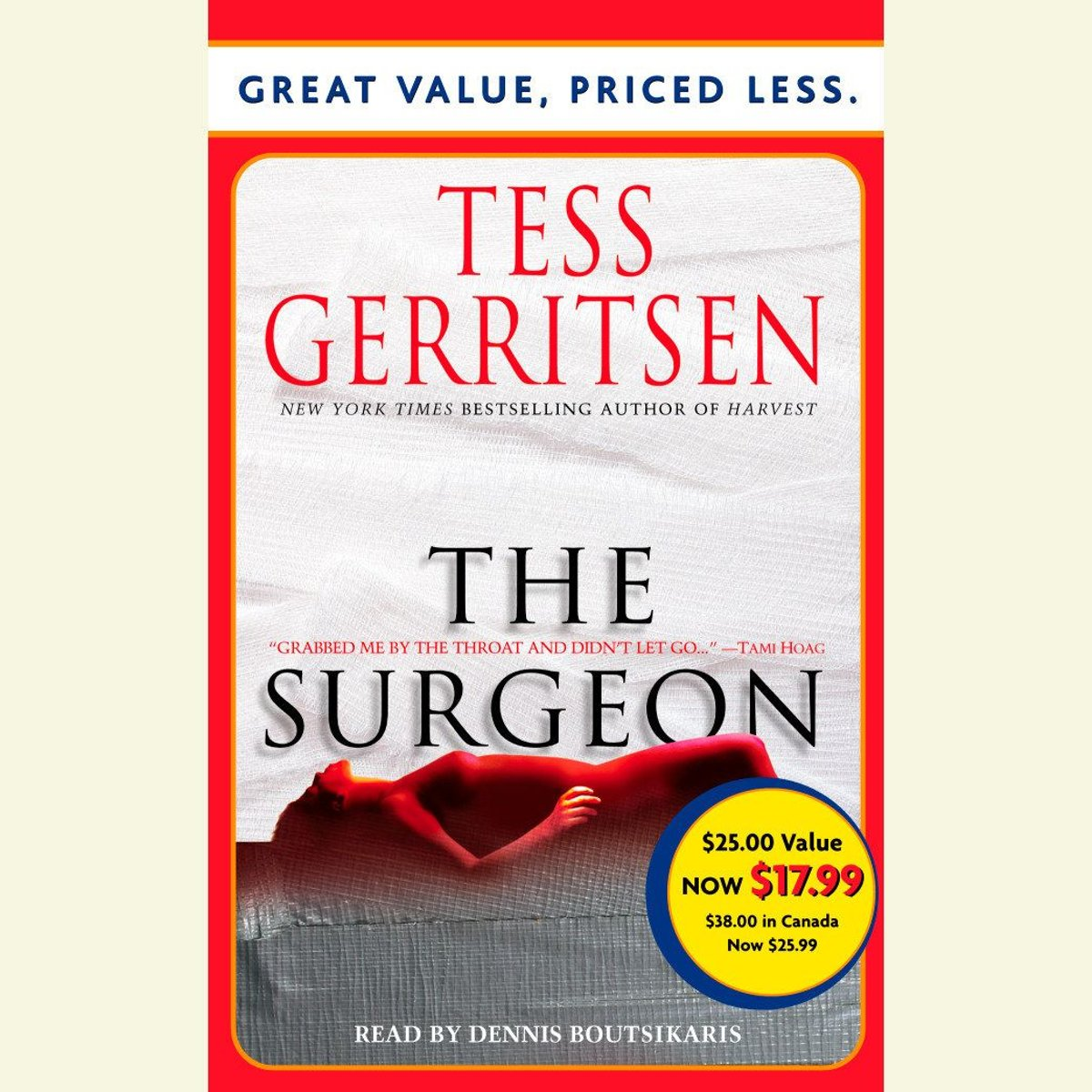 The Surgeon: A Rizzoli & Isles Novel