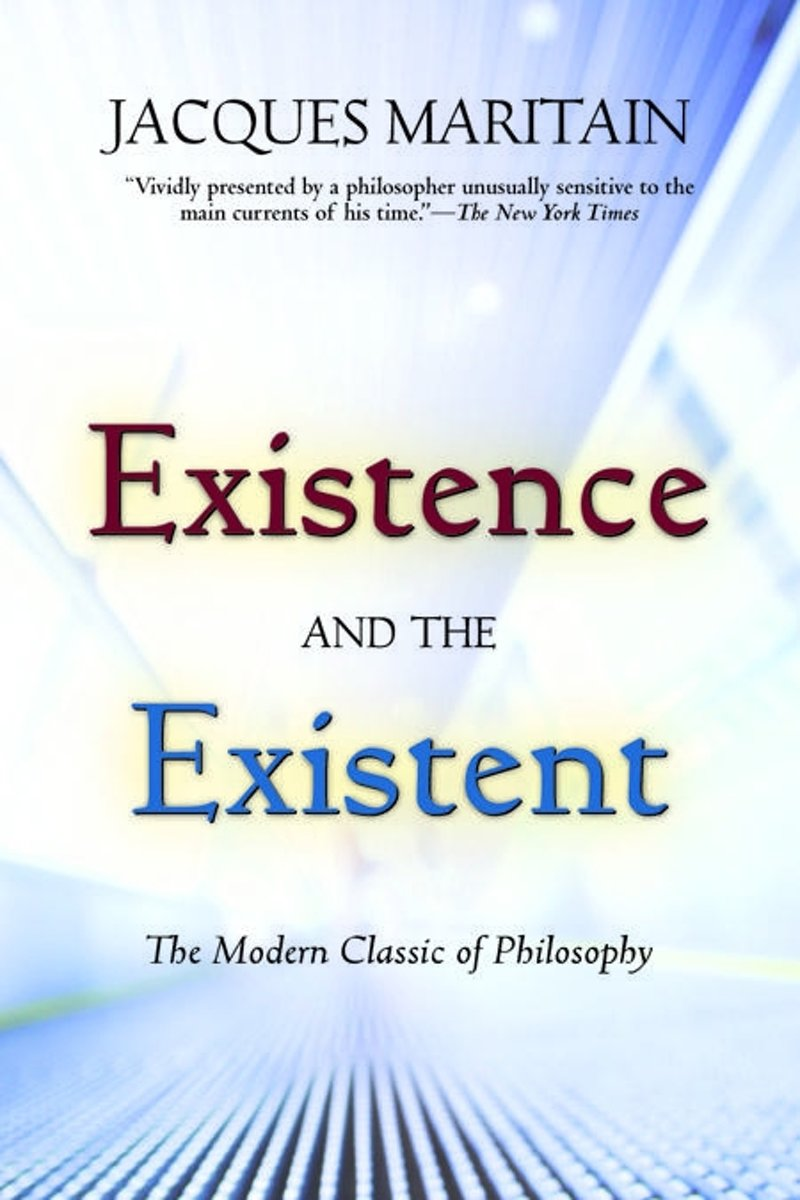 Existence and the Existent image