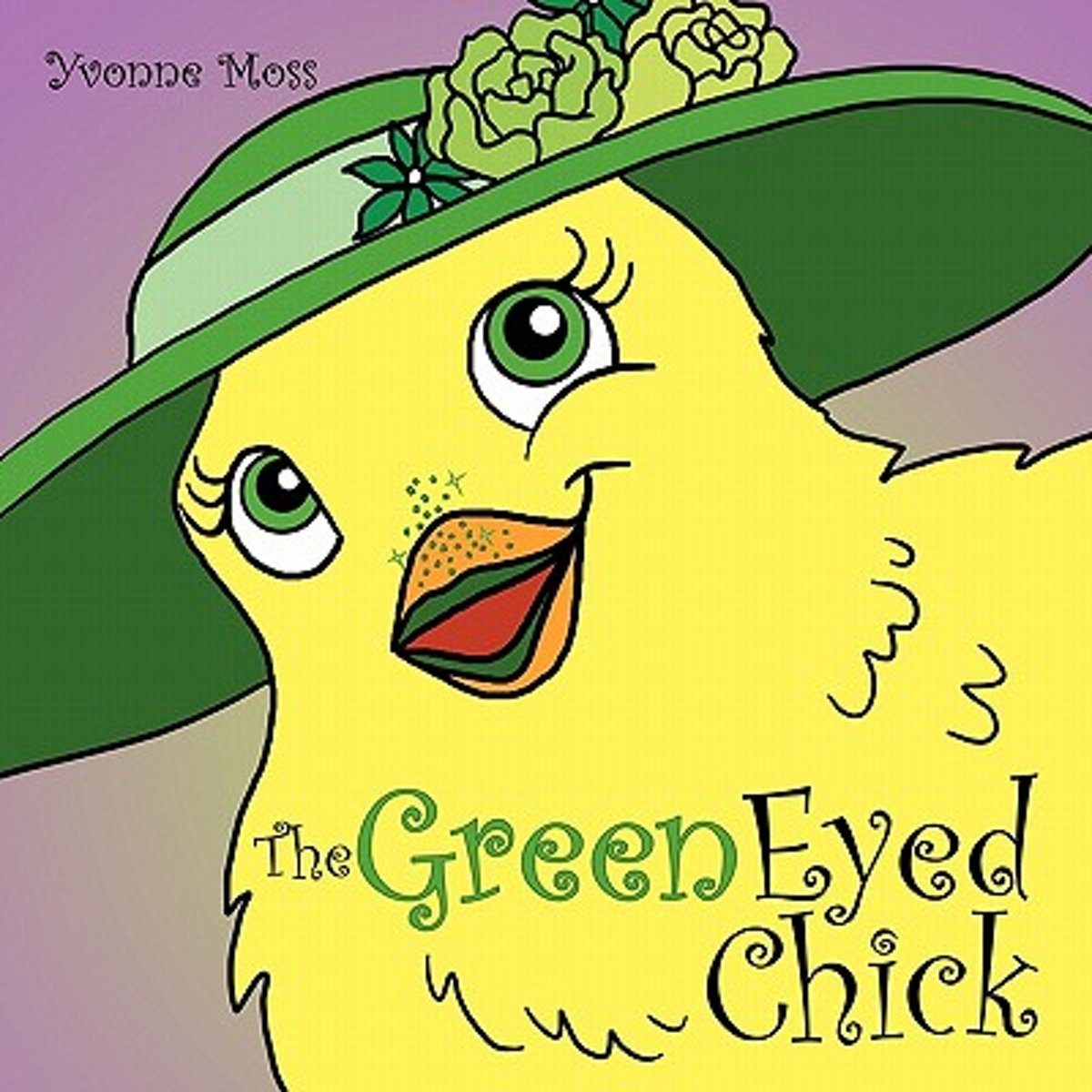 The Green Eyed Chick