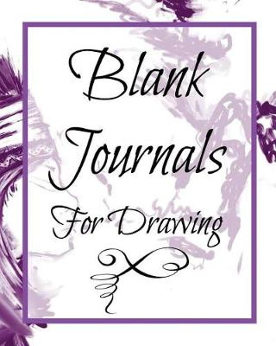 Blank Journals for Drawing