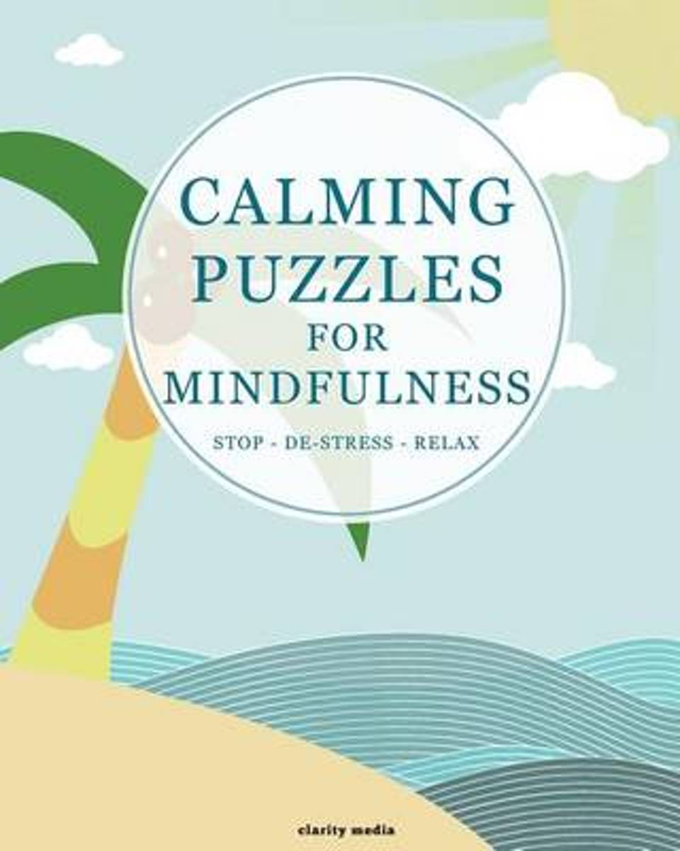Calming Puzzles for Mindfulness