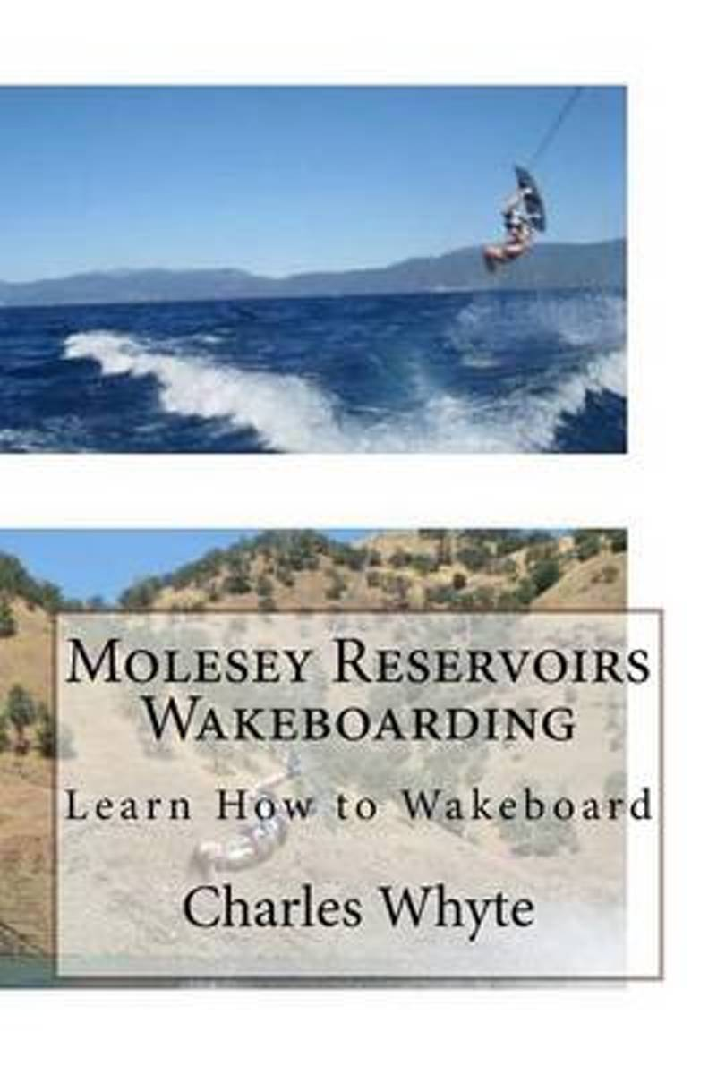 Molesey Reservoirs Wakeboarding