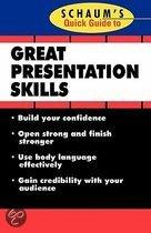 Schaum's Quick Guide To Great Presentations