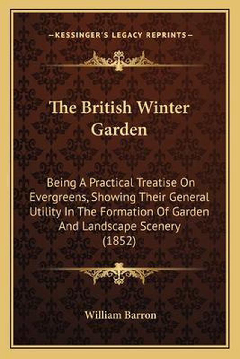 The British Winter Garden the British Winter Garden