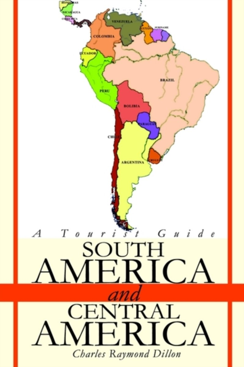 South America and Central America