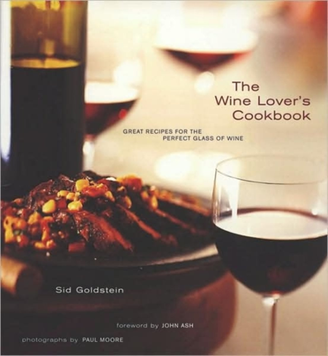 Wine Lovers Cookbook Pb