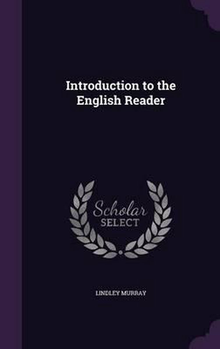 Introduction to the English Reader