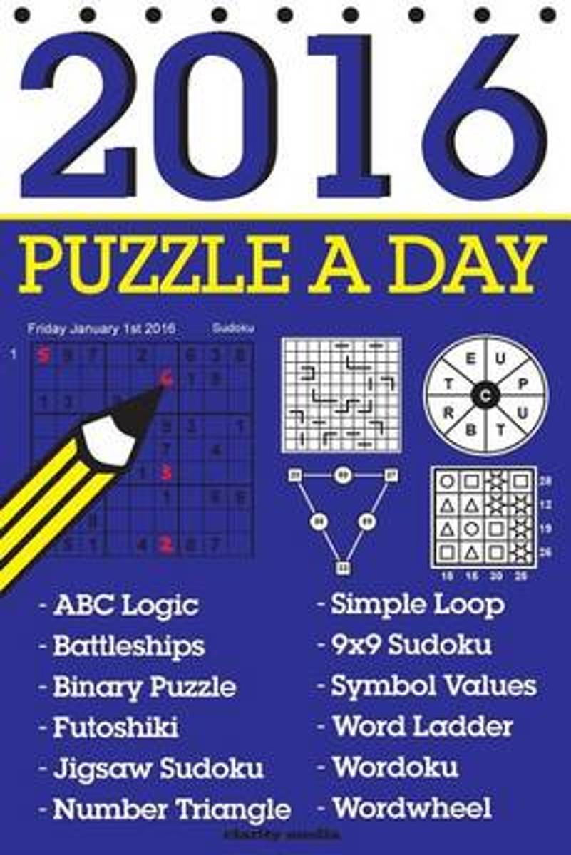 Puzzle a Day 2016